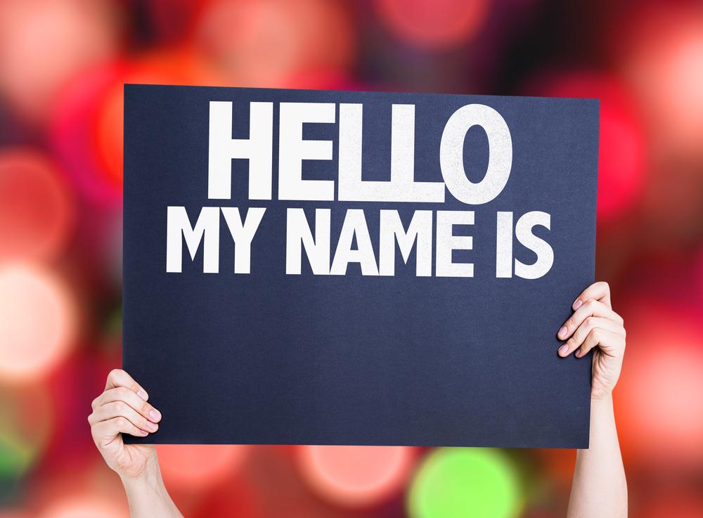 Меняем имя на сайте Авито