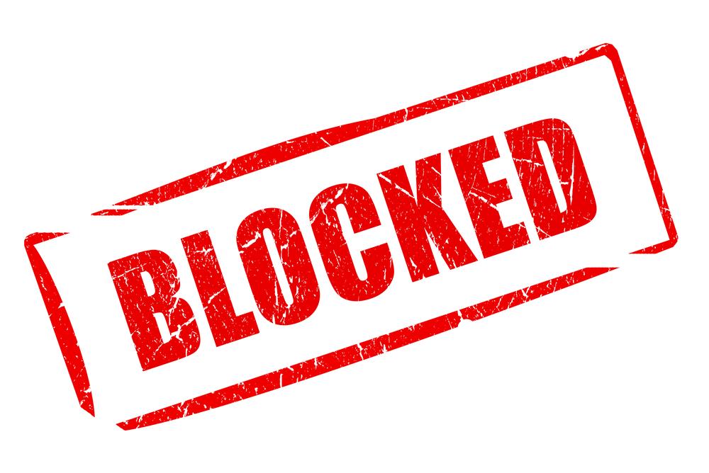 Блокировка объявлений