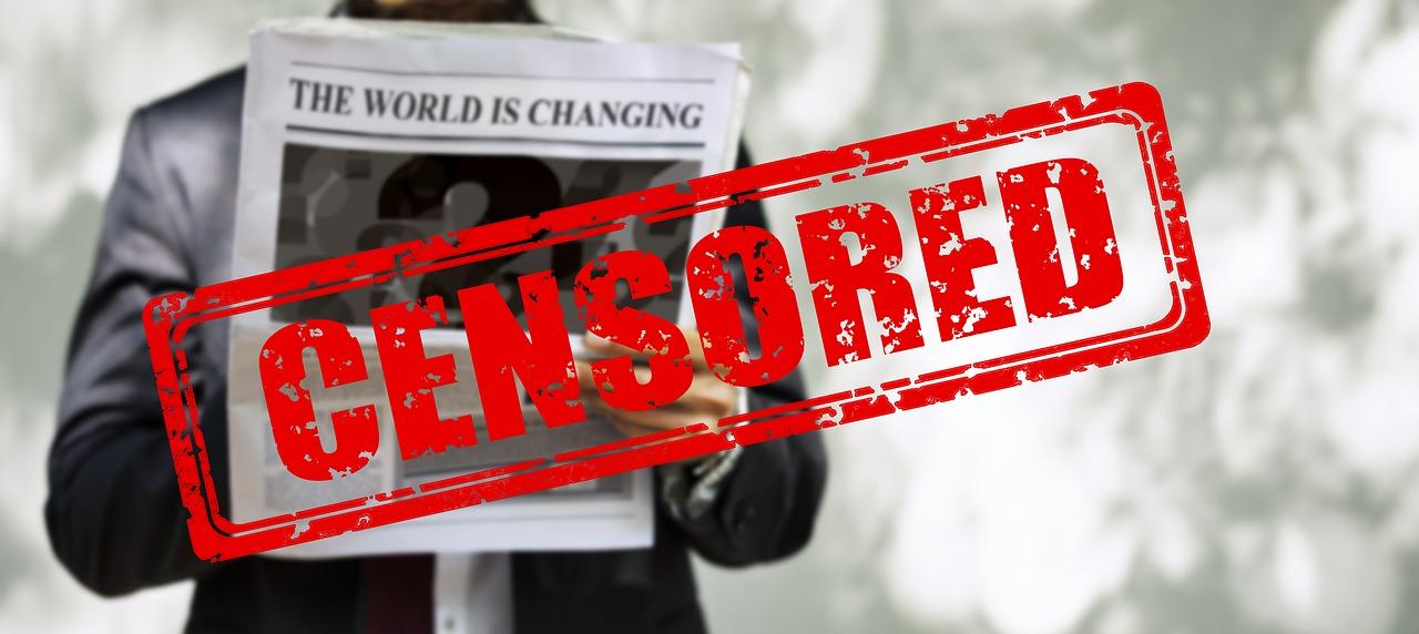 Цензура в чате.